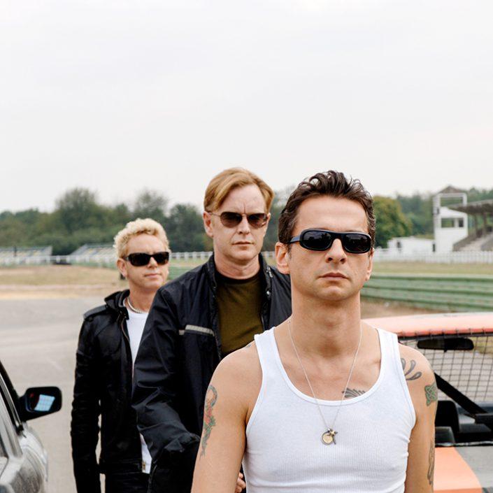 Depeche Mode Making of